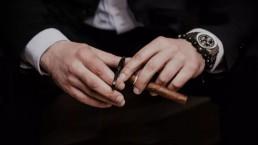 cómo cortar un puro